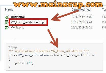 (SOLVED) Unable to access an error message corresponding to your field name  For Codeigniter HMVC