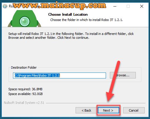 การติดตั้ง Robo2T จัดการฐานข้อมูล MongoDB (NoSQL)