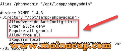 การติดตั้ง Lampp php 7.2 บน Centos7 Linux
