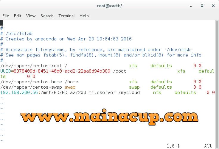 ติดตั้ง Vim Text Editor บน Linux