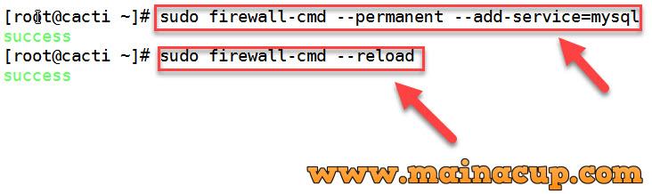 การตั้งค่า  Remote Access Mysql บน Centos7 Linux