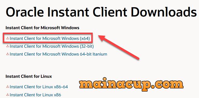 การติดตั้ง oci8 extension สำหรับ php7.4 xampp บน Windows 10